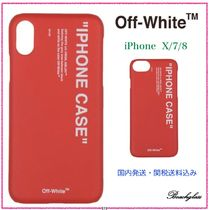 "Off-White ☆ ""IPHONE CASE"" iPhone ケース"
