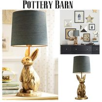 Pottery Barn☆The Emily&Meritt Bunny Table Lamp☆