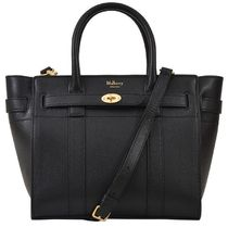 【関税負担】♡MULBERRY♡ Black Bayswater Bag