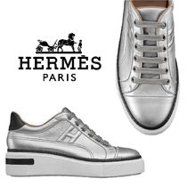 【MUSE10月号/エビちゃん着用】HERMES★Sneakers Polo
