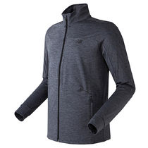 New Balance Essential Training Zip-Up Jacket NBMD836101 GRY