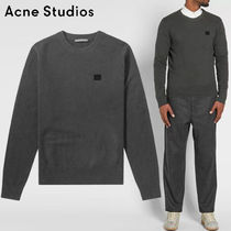Acne(アクネ) ★Fairview face patch wool knit - 29Q173 604
