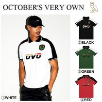 OCTOBERS VERY OWN(オクトーバーズ ベリー オウン) ポロシャツ 【Drake愛用】18-19AW新作☆OVO☆OVO GAMEDAY POLO