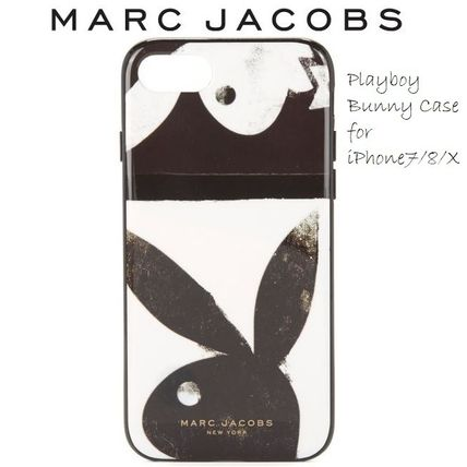 【SALE】Marc Jacobs プレイボーイバニーiPhone7/8 or Xケース