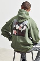 Urban Outfitters(アーバンアウトフィッターズ) パーカー・フーディ New Order ニューオーダー 権力の美学 フーディ パーカー 送料込