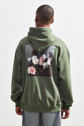 Urban Outfitters パーカー・フーディ New Order ニューオーダー 権力の美学 フーディ パーカー 送料込(3)