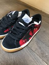 18AW【Bonpoint】Golden Goose コラボスニーカー 28~34 (rouge)