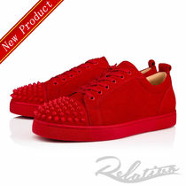 ☆18AW・未入荷☆【Louboutin】Louis Junior Spikes SNEAKERS