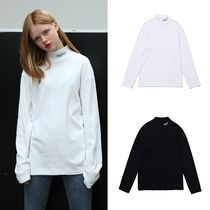 ACOVER(オコボ) Tシャツ・カットソー 【ACOVER】MERGENCE LINE SWEAT SHIRT (2color) - UNISEX