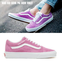 VANS★OLD SKOOL★PIG SUEDE★ピッグスウェード★VILOT
