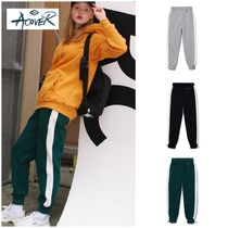 ACOVER(オコボ) パンツ 新作★ACOVER★ENTHUSIASM TAPE LINE TRACK PANTS 3色