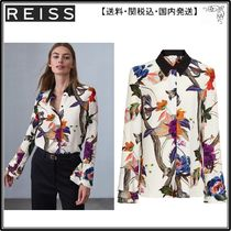 380b67f599d291  海外限定 REISS ブラウス☆LUPA BOLD FLORAL PRINTED BLOUSE