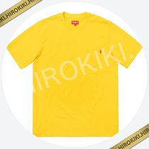 【18AW】Supreme S/S Pocket Tee ポケット Tシャツ(T-shirt) 黄