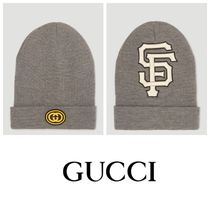 国内発送  GUCCI  SF Giants Hat