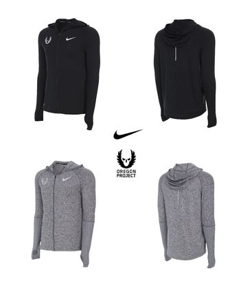 Nike メンズ・トップス NIKE Oregon Project Element Running Hoodie パーカー