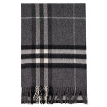 BURBERRY マフラー CLASSIC CHECK CASHMERE 18aw3994207mgry