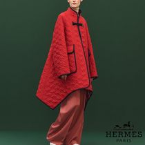 【pre-fall 2018】HERMES*エルメス*Esprit Couverture*コート