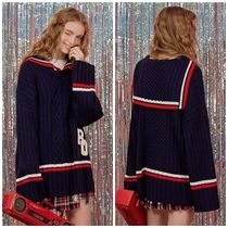 日本未入荷ROLAROLAの(TS-0064)SAILOR KNIT