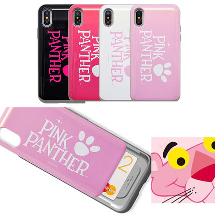 iPhone・スマホケース ♡NEW PinkPanther ピンクパンサー カード ケース 正規品