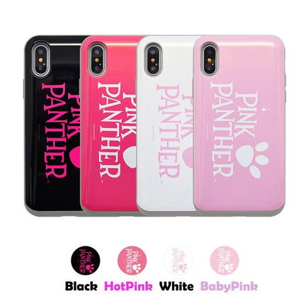 iPhone・スマホケース ♡NEW PinkPanther ピンクパンサー カード ケース 正規品(3)