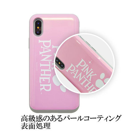 iPhone・スマホケース ♡NEW PinkPanther ピンクパンサー カード ケース 正規品(4)