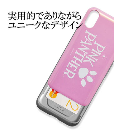 iPhone・スマホケース ♡NEW PinkPanther ピンクパンサー カード ケース 正規品(6)