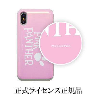 iPhone・スマホケース ♡NEW PinkPanther ピンクパンサー カード ケース 正規品(9)