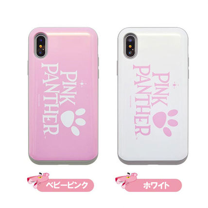 iPhone・スマホケース ♡NEW PinkPanther ピンクパンサー カード ケース 正規品(10)