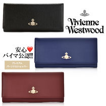 ◆VivienneWestwood◆BALMORAL LONG CARD HOLDER 長財布