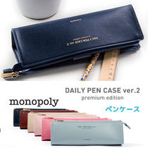 monopoly(モノポリー) トラベルポーチ 【即納・送料無料】DAILY PENCIL CASE ver.2 / ペンケース