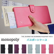【即納・送料無料】THE JOURNEY NO SKIMMING PASSPORT VER.4/ パ