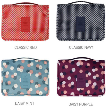 monopoly トラベルポーチ 【即納・送料無料】PATTERN TOILETRY POUCH トラベルポーチ(2)