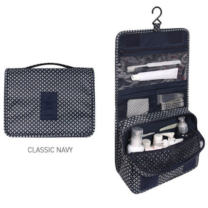 monopoly トラベルポーチ 【即納・送料無料】PATTERN TOILETRY POUCH トラベルポーチ(6)