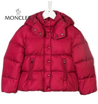 """18/19AW☆MONCLER""""CAILLE""""オーバーダウンCherry12/14A【関税込】"""