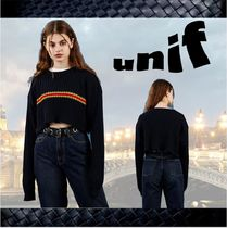**UNIF Clothing**ユニフ★YMANI SWEATERニット