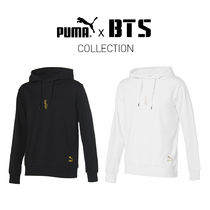 ★PUMA X BTS★ [BTS Collection] LS SHOELACE HOODY