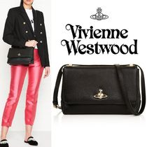 ◆VivienneWestwood◆BALMORAL LARGE BAG WITH FLAP