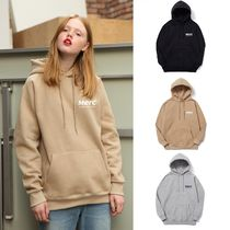 ACOVER(オコボ) パーカー・フーディ 【ACOVER】BACK 3LINE MERC 950G HOODIE (3color) - UNISEX