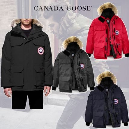 6587f5755 CANADA GOOSE Expedition Parka Fusion Fit 成熟カラー 4色展開