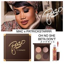 限定☆MAC X PATRICKSTARRR☆Oh No She Beta Not☆メイクキット