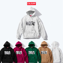 【WEEK3】AW18Supreme MIKEKELLEY/RECONSTRUCTED HISTORY HOODED