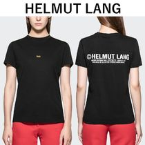 HELMUT LANG(ヘルムート ラング) Tシャツ・カットソー 【関税送料込】HELMUT LANG(ヘルムートラング) Taxi ロゴTシャツ