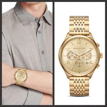 Michael Kors☆ Merrick Gold-Tone Mesh Watch★セール