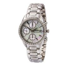 セイコー Seiko Women's SNDY21 Stainless Steel Analog with Mo