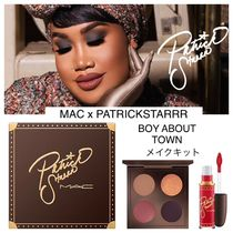 限定☆MAC X PATRICKSTARRR☆Boy About Town☆メイクキット