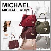 Michael Kors◆MERCER GALLERY◆M◆センタージップ◆トート