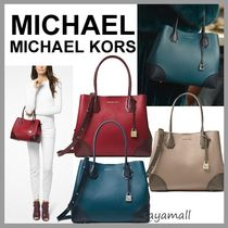 Michael Kors◆MERCER GALLERY◆M◆カラーブロック◆トート