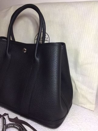 HERMES トートバッグ HERMES 大人気中 !! Garden Party 30 tote bag Love My Style!(5)