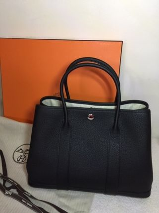 HERMES トートバッグ HERMES 大人気中 !! Garden Party 30 tote bag Love My Style!(8)
