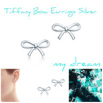 【Tiffany & Co】Tiffany Bow Earrings in Sterling Silver